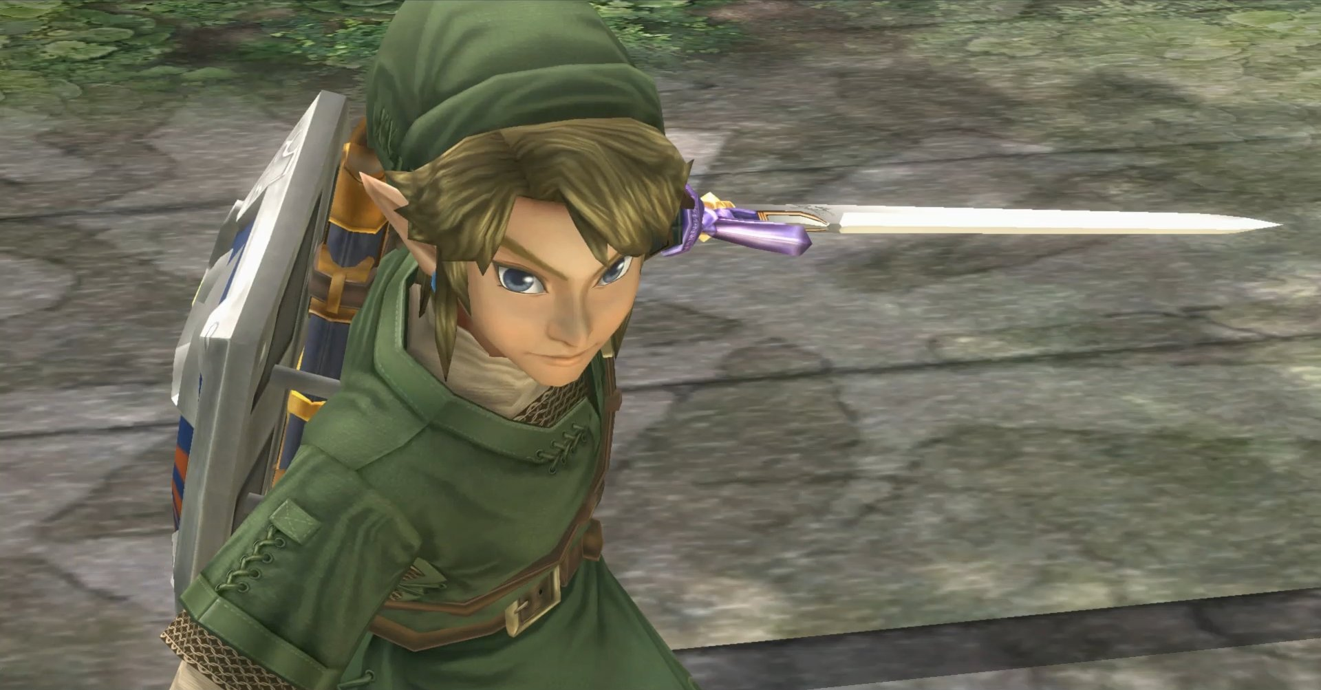 Nuevo trailer The Legend of Zelda: T.P. HD #WIIU