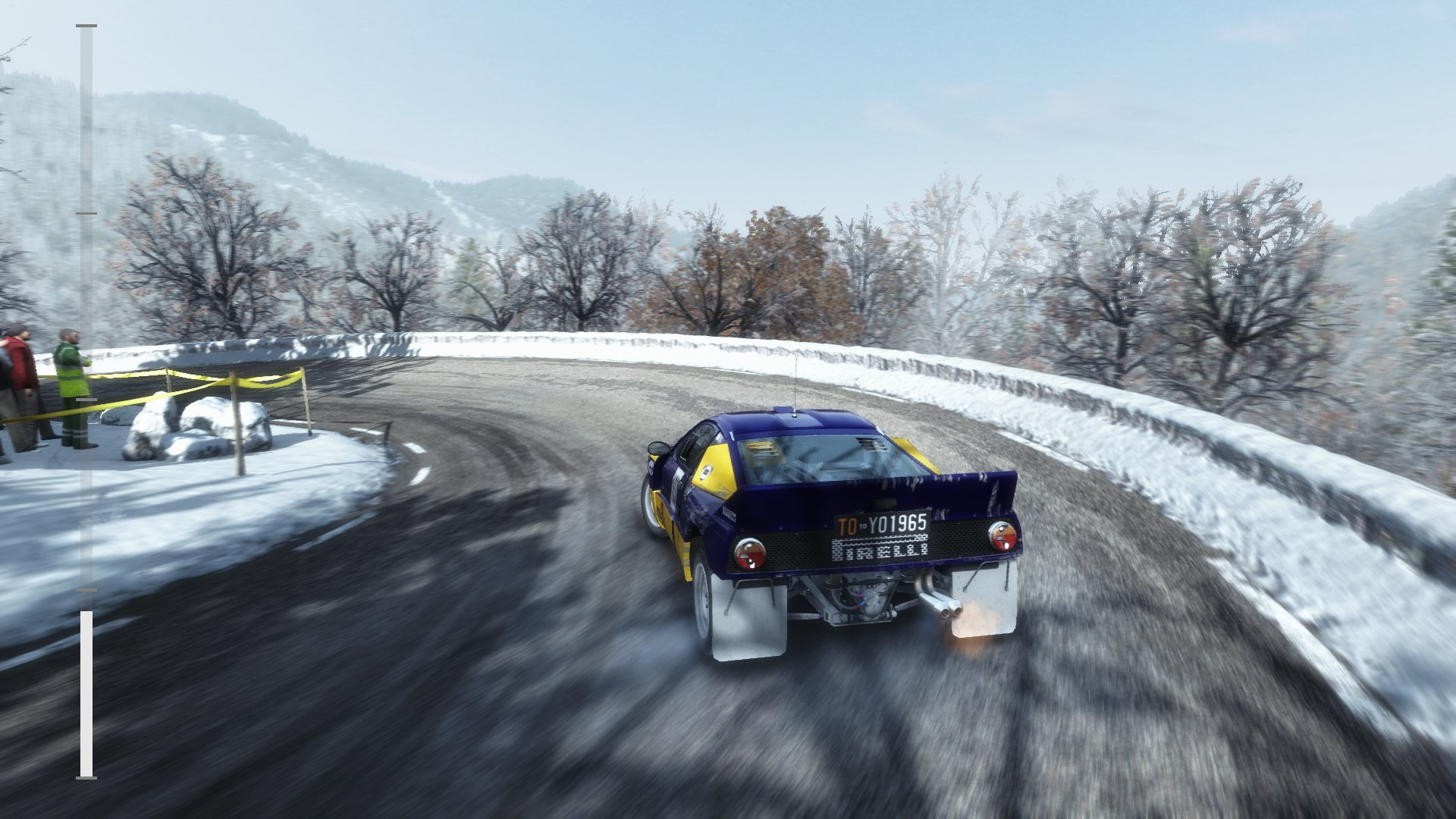 3 minutos del Gameplay de Dirt Rally