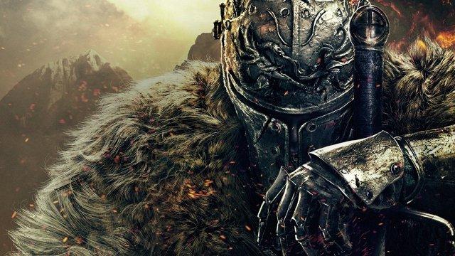 Dark Souls III gameplay corriendo en PS4