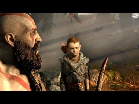 ¡10 minutos del nuevo God of War para PS4!