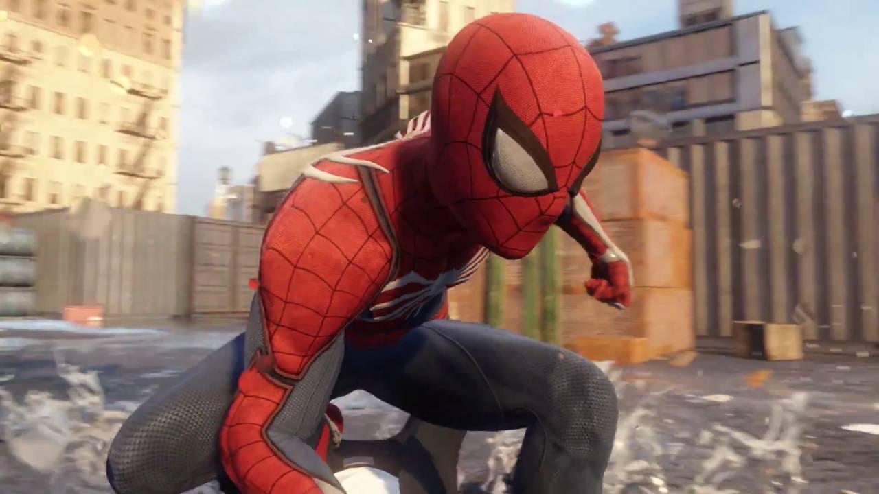 El nuevo Spider-Man llegará a PS4