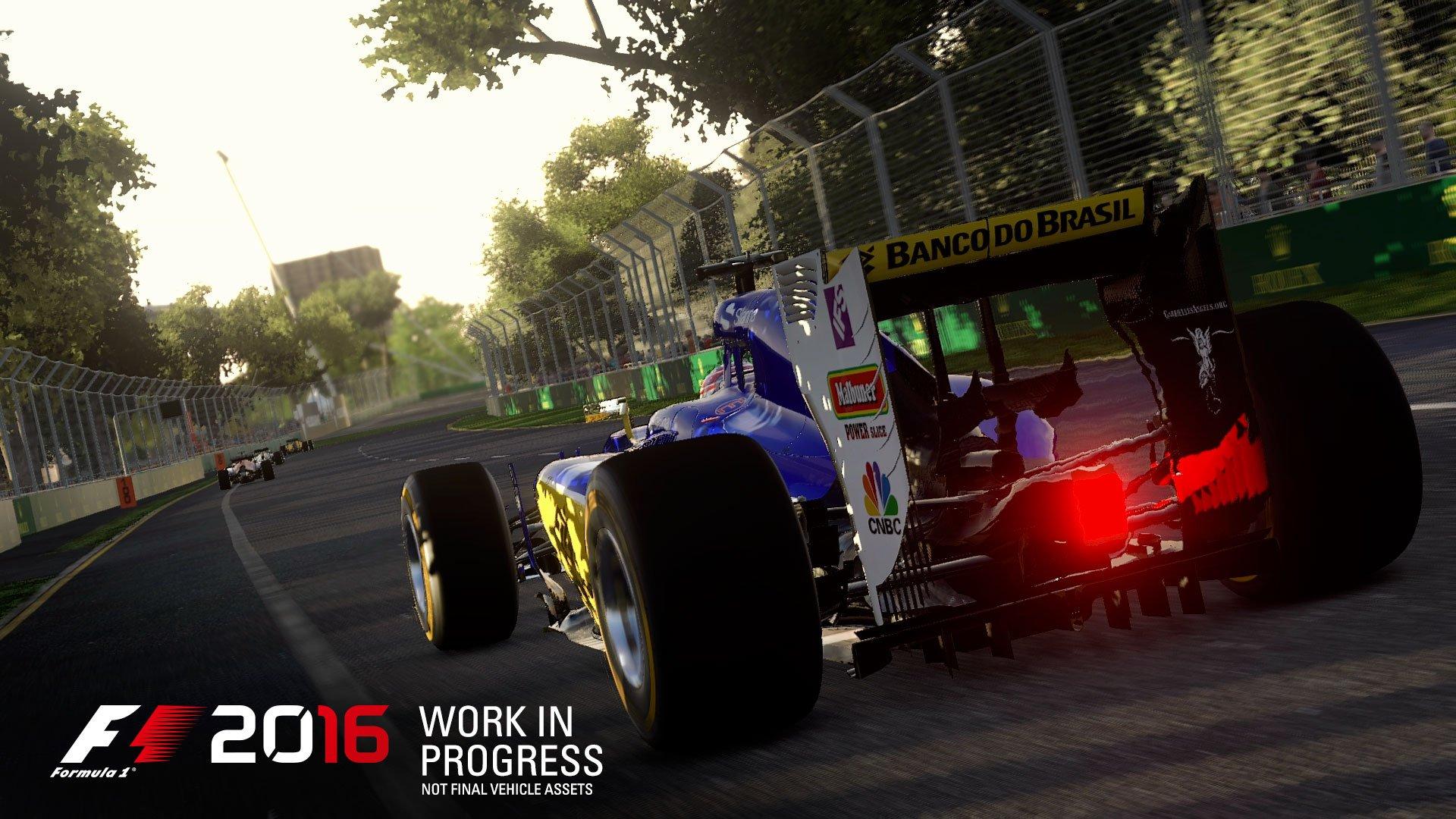 F1 2016 a toda velocidad en la #E3