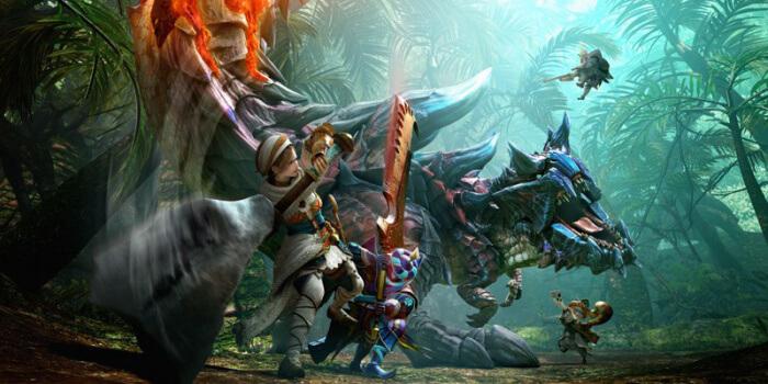Monster Hunter Generations prepara su lanzamiento