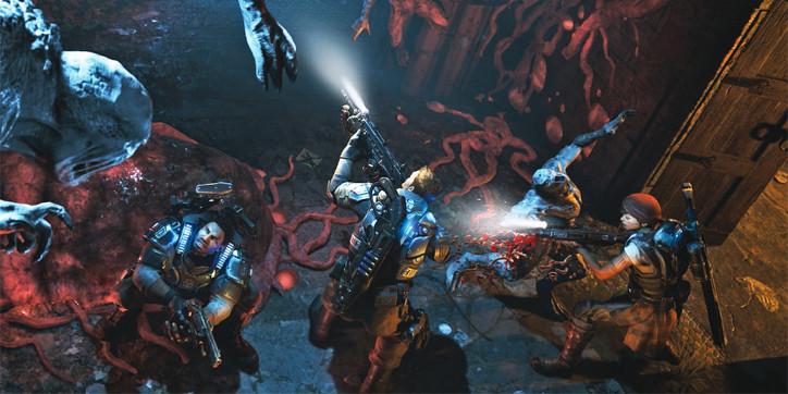 Nuevo y espectacular video de Gears of War 4