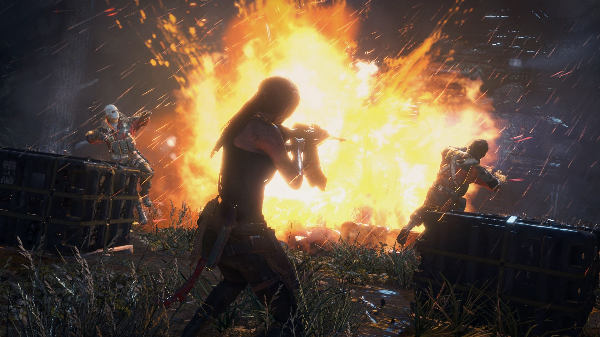 ¡Rise of the Tomb Raider se viene con tuti! #PS4