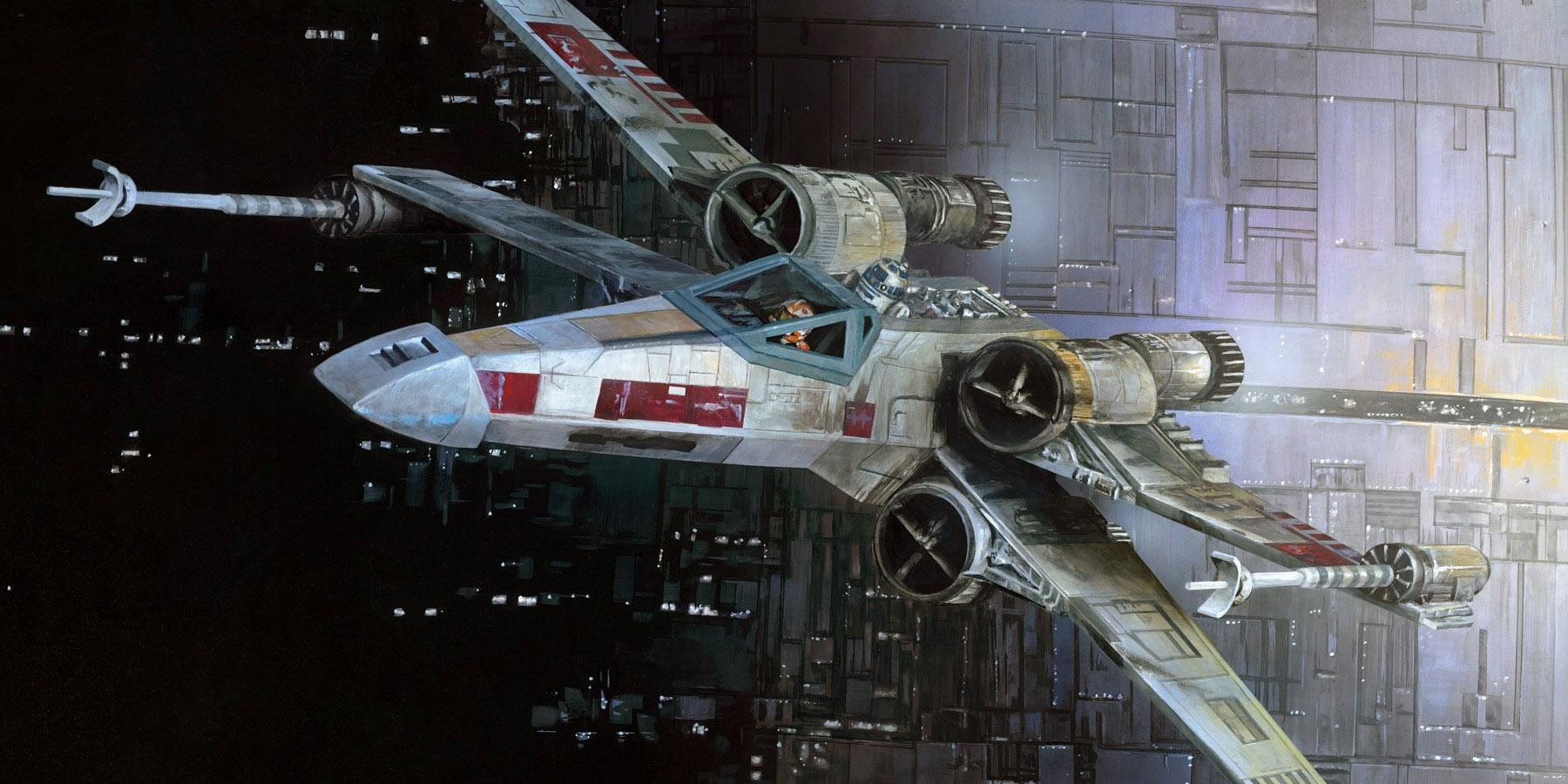 Detalles de Battlefront Rogue One: X-Wing VR Mission