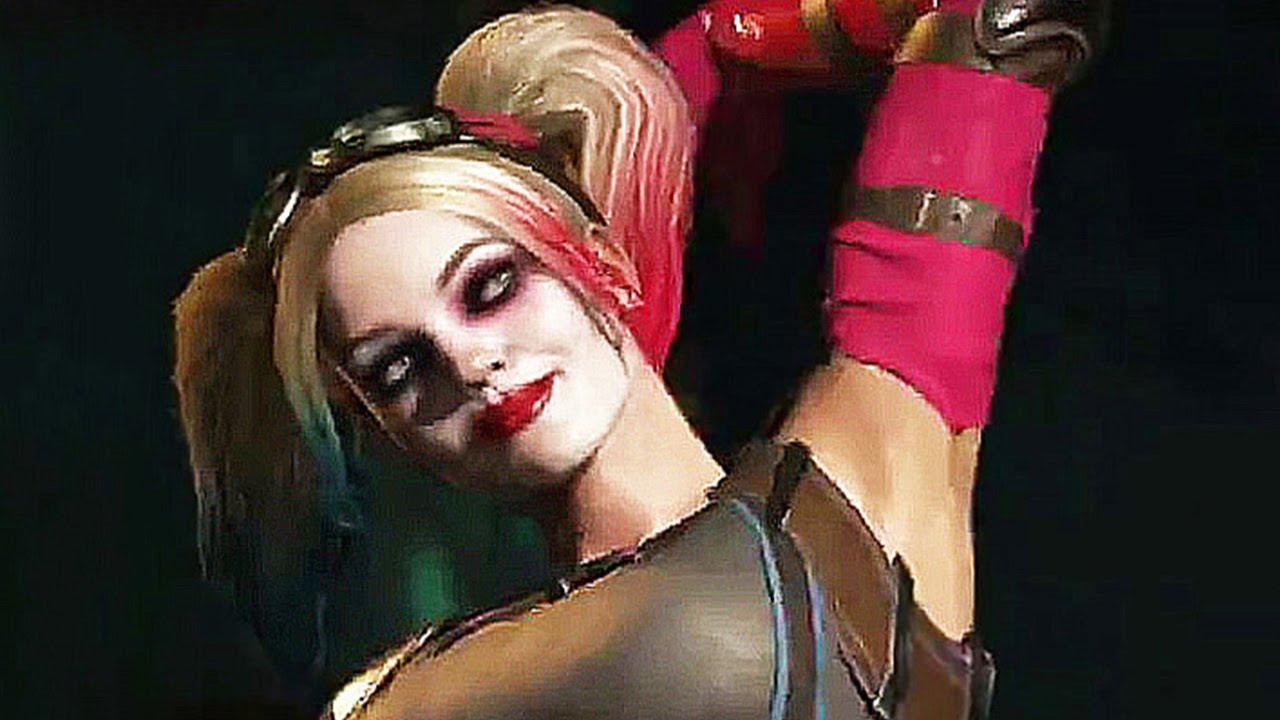INJUSTICE 2: Harley Quinn entra en acción