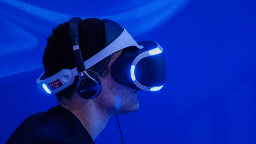 Como conectar PS VR a tu #PS4