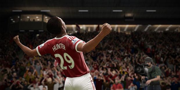 40 minutos de FIFA 17 y su modo historia