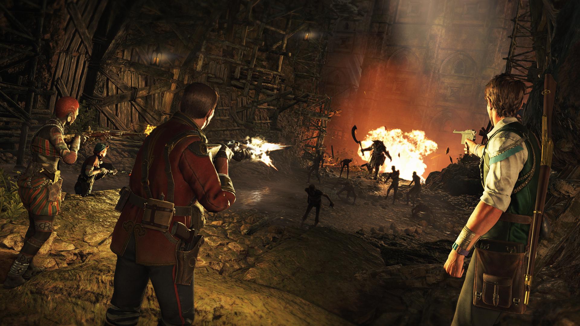 Conocé Strange Brigade para PS4, One y PC