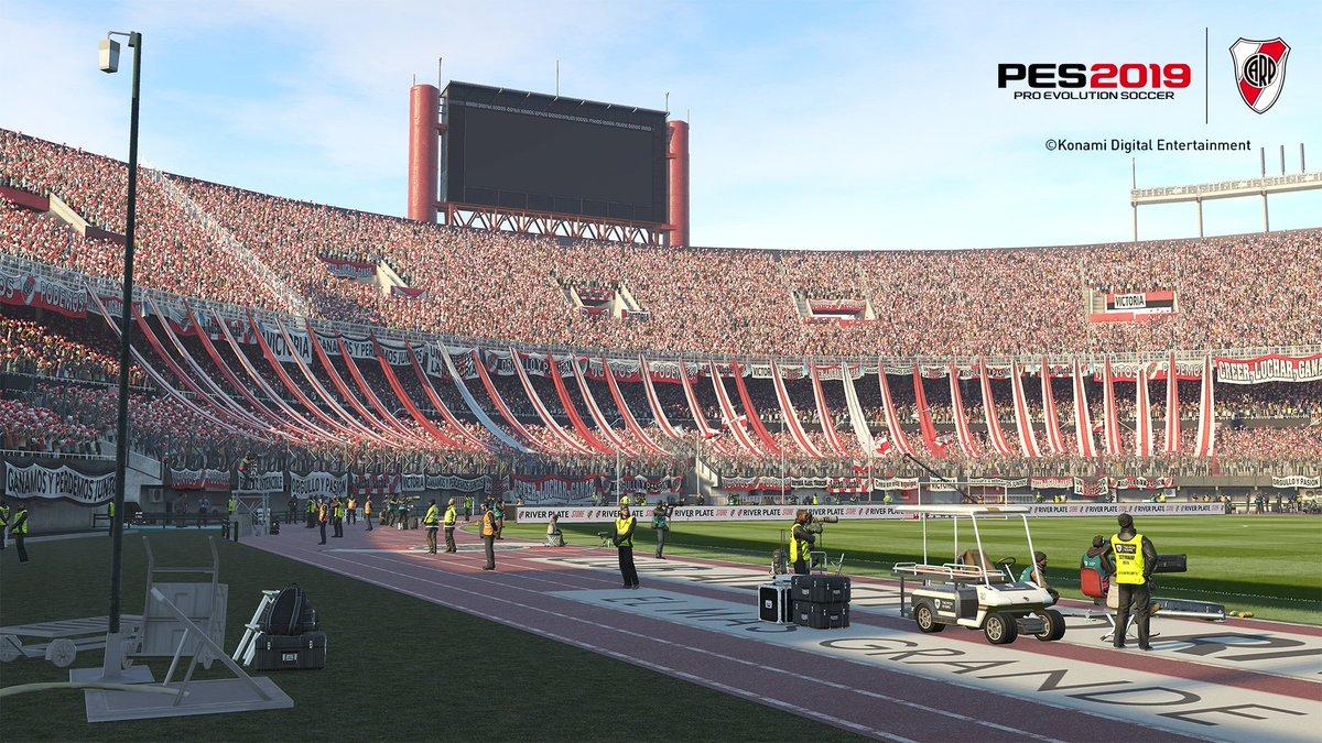 KONAMI firma como patrocinador oficial del Club Atlético River Plate