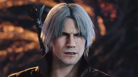 Dante pisa fuerte en el TGS con Devil May Cry 5