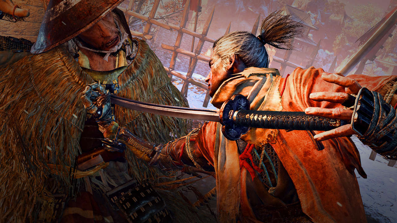 Una hora de gameplay de Sekiro: Shadows Die Twice