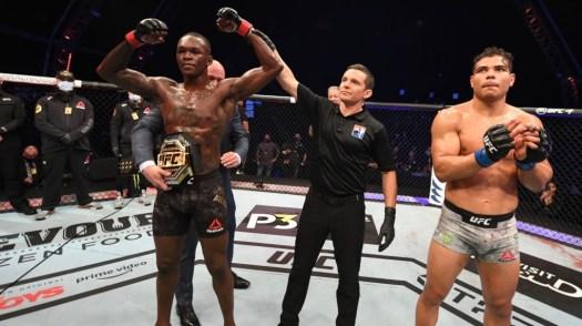 UFC 253: Champion Israel Adesanya cuts Paulo Costa down to ...