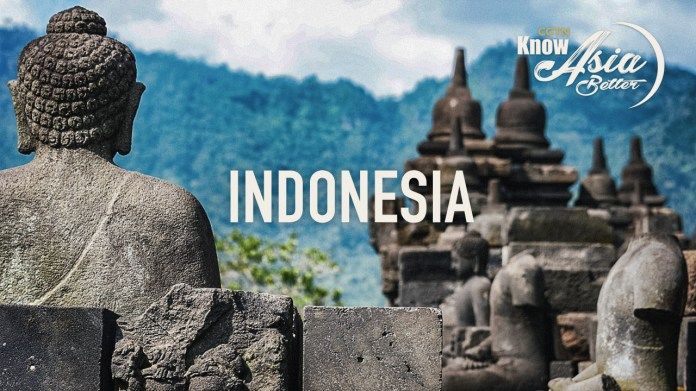 Indonesia The Sacred Place Of Buddhism Cgtn