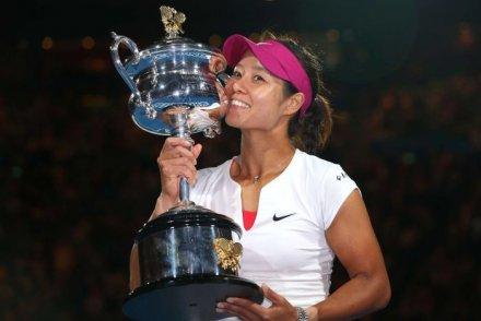 2014 Australian Open Li Na