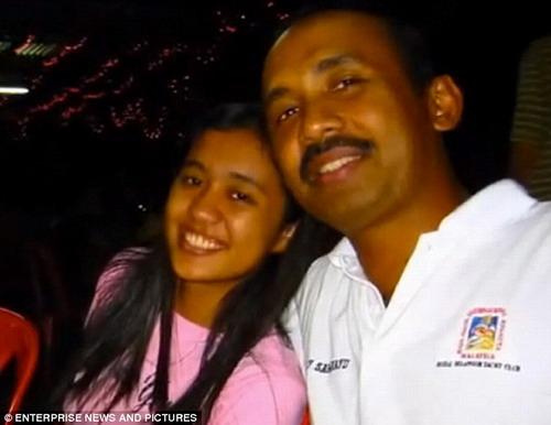 马航失联机长女儿回忆与父亲最后谈话