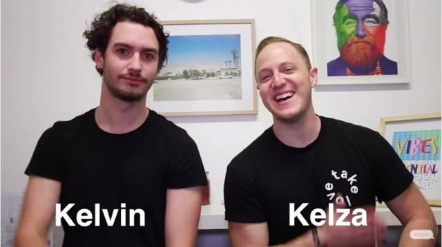 爆红澳洲的那两个搞笑老兄又出新影片了!這次教你在澳洲怎么叫别人的名字才亲切