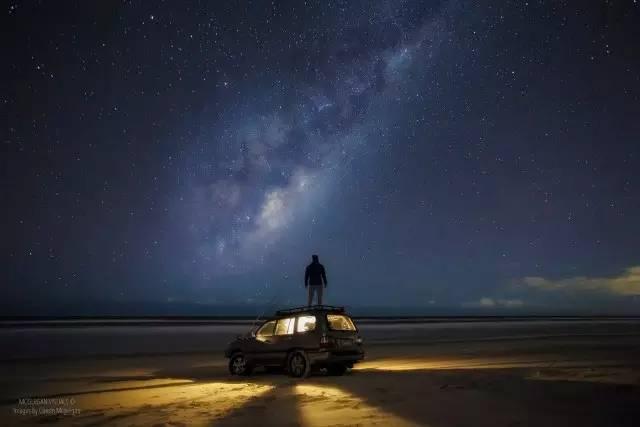 來到澳洲,怎能不去看看夜空中最亮的星!
