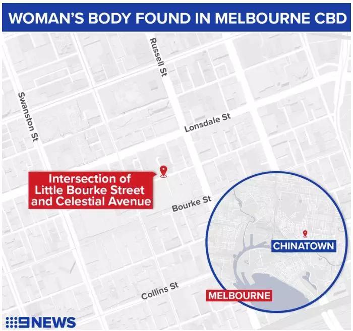 突发!墨大附近遭武装警察封锁!公园惊现一具女尸,怀疑是谋杀!