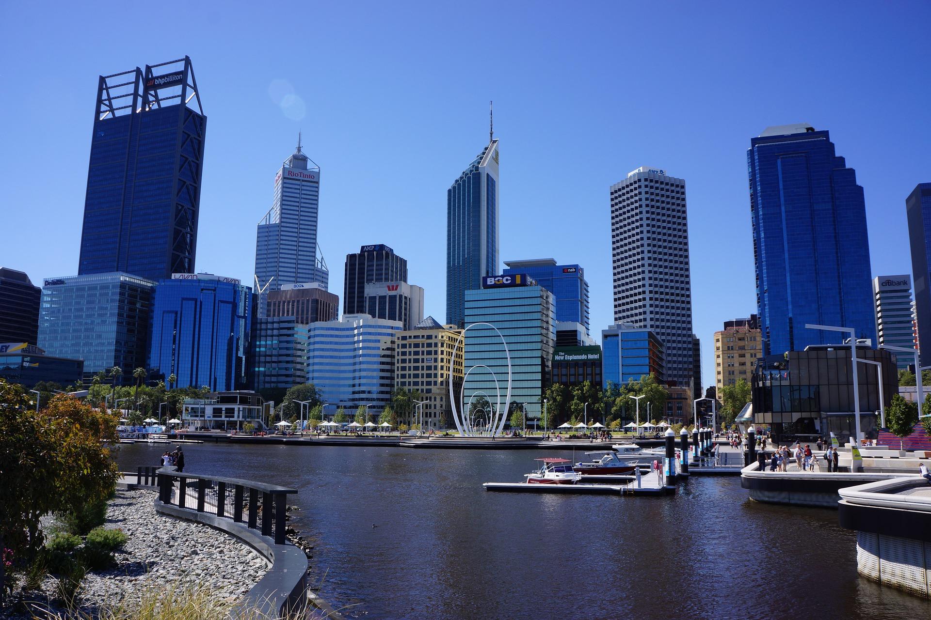 Maliban sa mga 3 lungsod na ito, ang Australia ay nasa mga liblib na lugar!