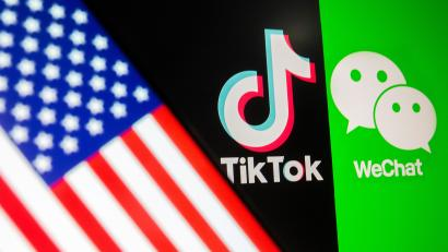 News: From tomorrow, the United States bans WeChat and TikTok downloads
