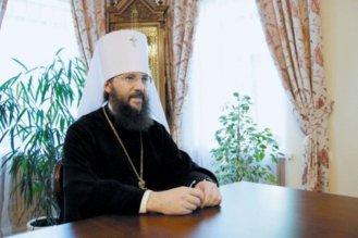 Управляющий делами УПЦ митрополит Антоний