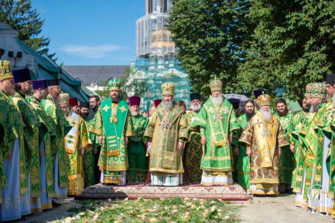 День тезоіменитства митрополита Онуфрія