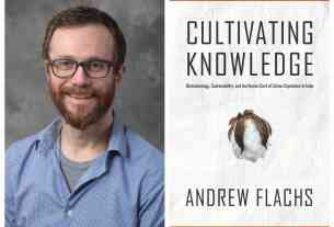 Andrews Flachs, Purdue Assistant Professor of Anthropology