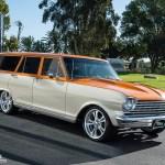1963 Nova Wagon Creamsicle Chevy