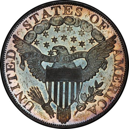 1804 dollar reverse