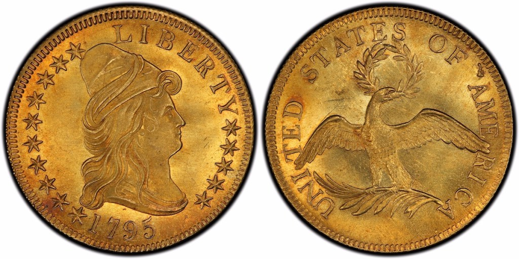 1795 13 Leaves $10