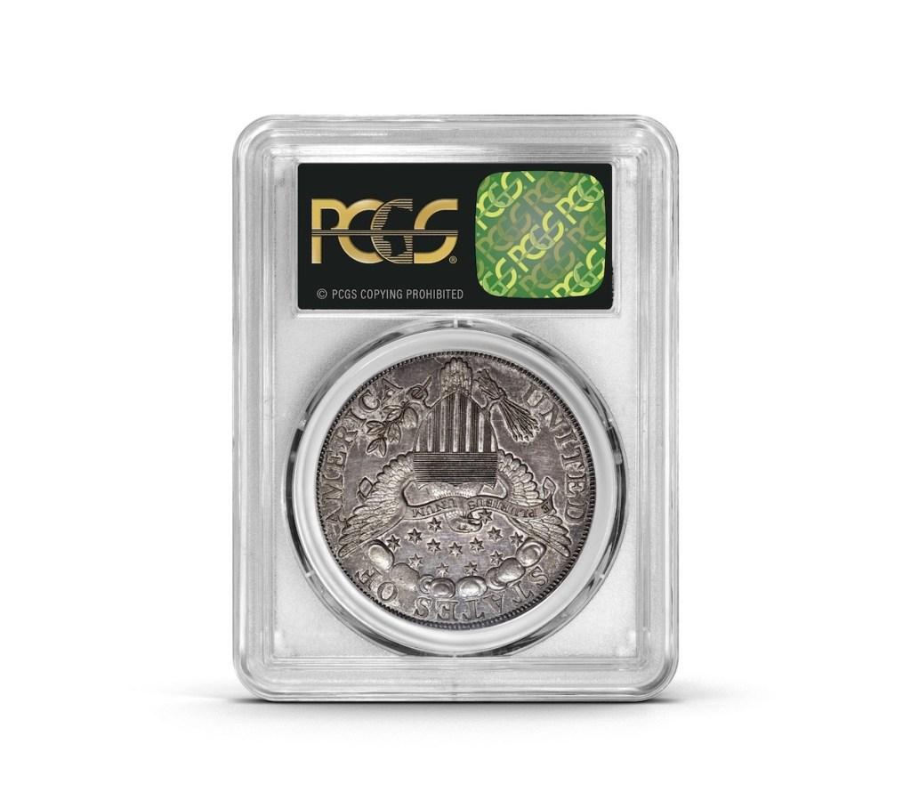Stickney/Eliasberg Specimen 1804 Draped Bust Dollar Reverse