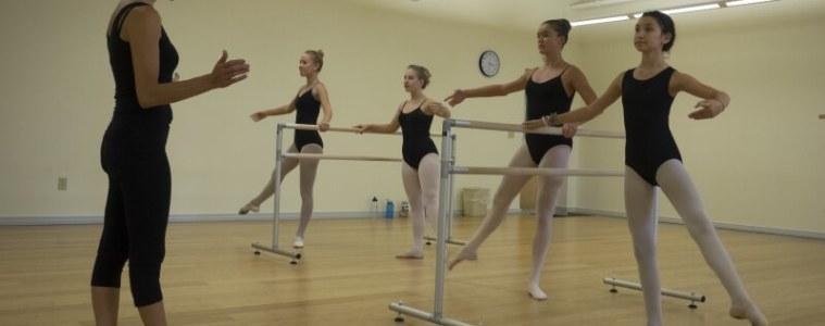 Dance program at colorado academy