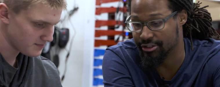 Middle School Social Studies Teacher, Adrian Green, on 'Why I Teach'