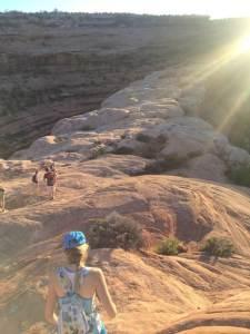 Exploring the Canyonlands - Colorado Academy 2018 Interim