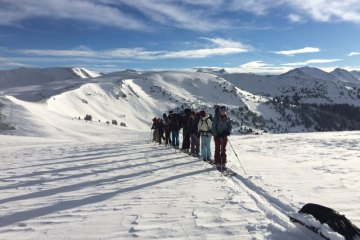 Hut-to-Hut Backcountry Skiing - Colorado Academy 2018 Interim