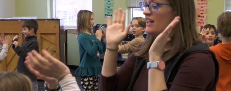 Lower School Music Teacher, Nora Golden, on 'Why I Teach''