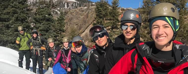 Ouray Ice Climbing trip