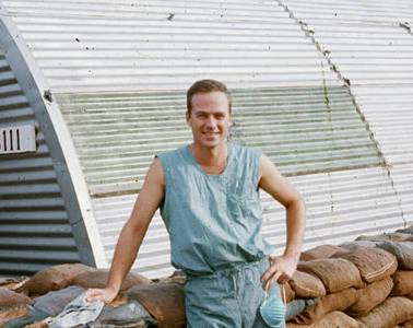 Dr. Lawrence Jelsma serving in Vietnam