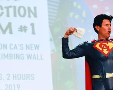 Colorado Academy's Superhero Soirée—a fundraiser for financial aid—was held on Saturday, May 4, 2019.