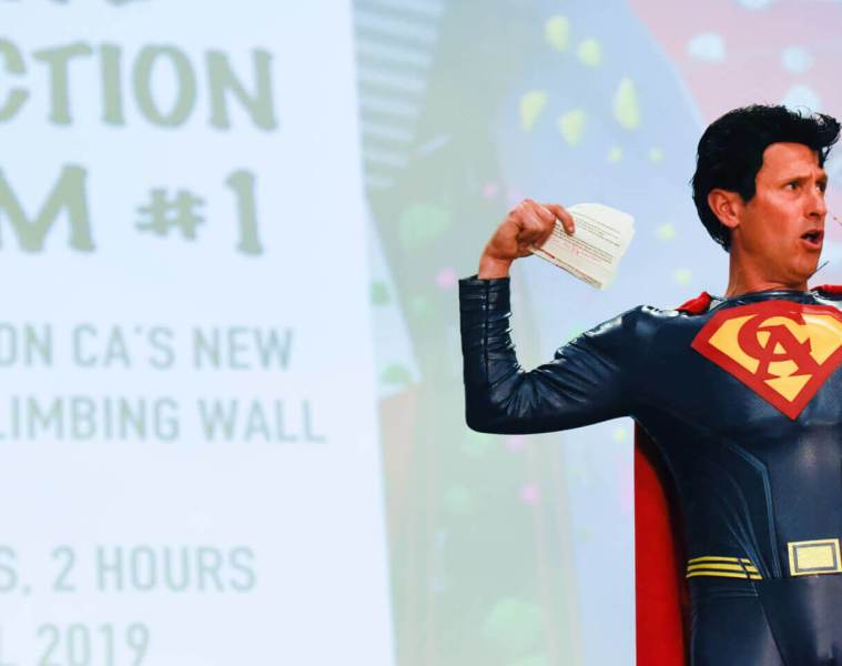 Colorado Academy's Superhero Soirée—a fundraiser for financial aid—was held on Saturday, May 4, 2019.