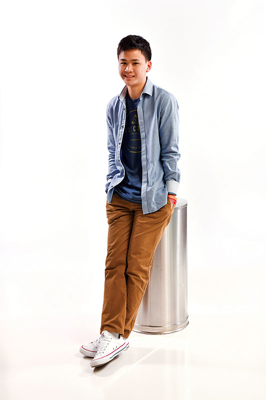 Bennett Liu