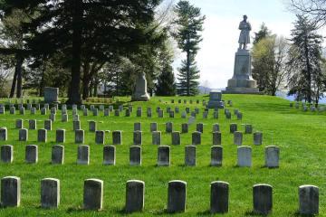 Antietam cemetery
