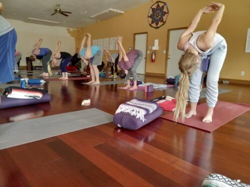 Shoshoni Yoga Retreat Interim