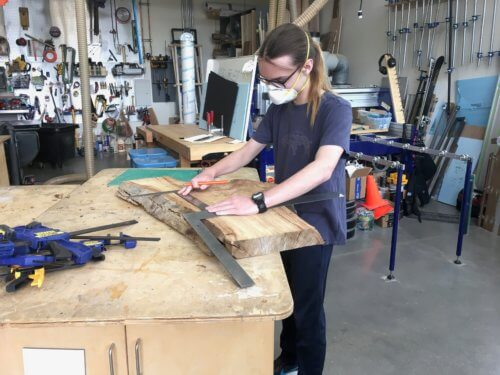 Woodworking and Modern Design Interim