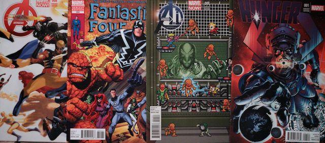 Variant Comics