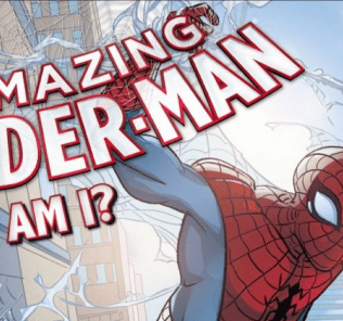 Amazing Spider-man: Who Am I? Infinite Comic