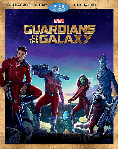 Guardians of the Galaxy Combo Sleeve