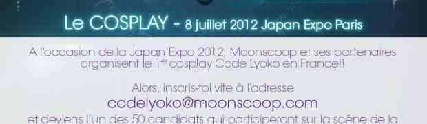 Premier cosplay Code Lyoko au Japan Expo 2012 [MAJ]